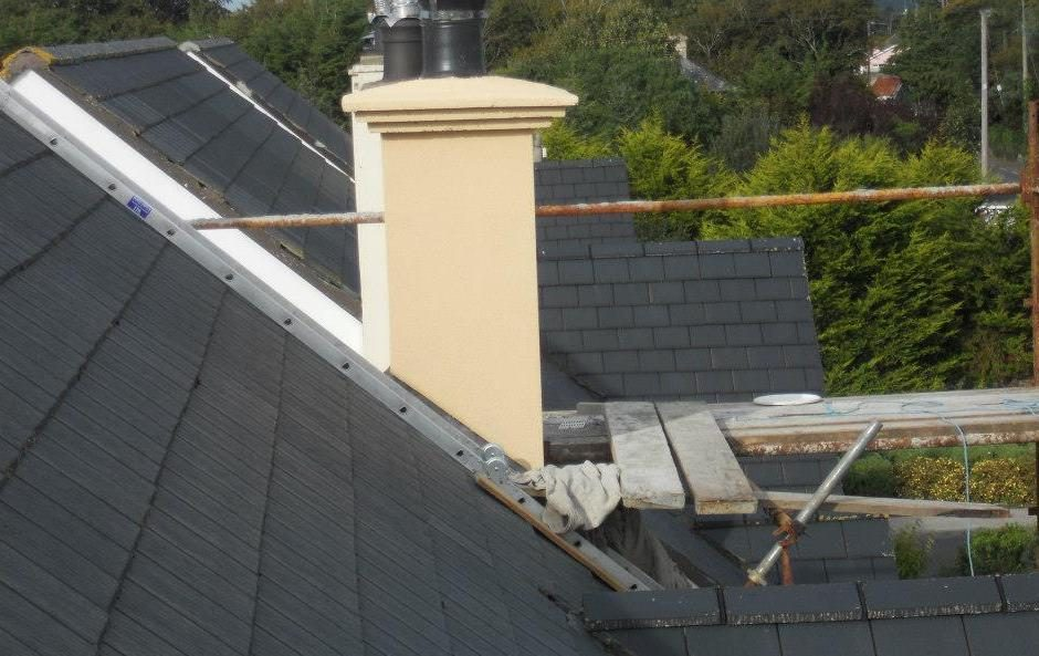 Chimney Painting Contractors Kerry